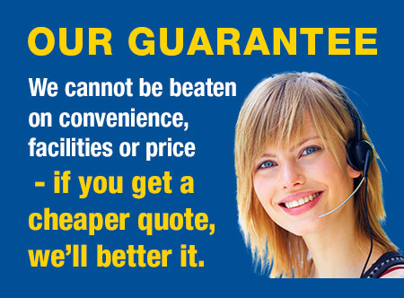 Our Self Store Guarantee