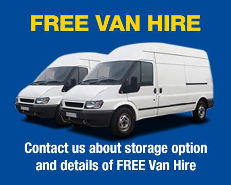 Free Van Hire